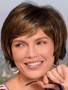 Soft Short Hairstyles for Older Women Above 40 and 50
