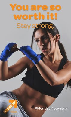 You are so worth it. Stay strong - every day! Inspiration For The Day, Fitness Inspiration, Healthy Energy Drinks, Pre Workout Supplement, How To Increase Energy, Stay Strong, Monday Motivation, Sport, Deporte
