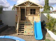 Cubby House : Cubby Houses : Cubbyhouse : Cubbyhouses : Cubbykraft Australia