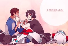 voltron legendary defender klance | Tumblr