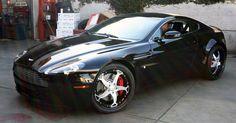 Aston Martin Vantage.  I so want one!