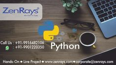 Zenrays Technologies providing Best Python and Django Training in Bangalore,100% job Support You will not only trained in concepts, but also code from the beginning. Hands-On Training, Work On Live Project, Training By Experts, Placement Support Powered By IITians Best Training in Bangalore. trainings@zenrays.com and 9916482106 for more information