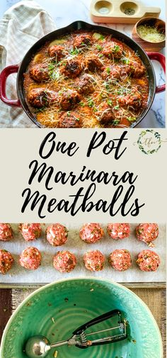 This easy meatball casserole recipe is the perfect one pot weeknight dinner. Make the italian style meatballs fast from scratch, use frozen meatballs for a truly effortless dinner. Either way, you'll have dinner ready in under 30 minutes. Serve the cheesy meatballs as is, over pasta, or on sandwich rolls for a truly versatile dinner! weeknight meals #meatballcasserole #meatballs #meatballrecipes #meatballrecipeseasy #casserole #casserolerecipeseasy #casseroledishes Easy Healthy Recipes, Easy Dinner Recipes, Real Food Recipes, Dinner Ideas, Easy One Pot Meals, Easy Family Dinners, Family Meals, Cheesy Meatballs, Tomato Dishes