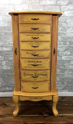 16 best diy jewelry armoire images jewel box jewelry armoire rh pinterest com
