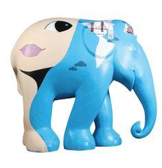 nong jam sai 2015 bangkok Asian Elephant, Elephant Art, Baby Elephant, Elephant Stuff, Old Maps Of London, All About Elephants, Elephant Parade, Elephant Sculpture, Fabric Animals