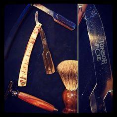 Shavettes signées Tonsor & Cie en vente ⚔ #tonsorcie #tonsor_cie #barbier…