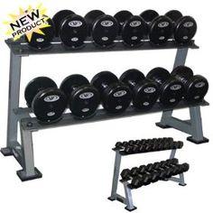 Valor Fitness BG-10 Dumbbell Rack 6 Pair, (hex dumbells, dumbbells, body solid, hex dumbbells, weight training, weights)