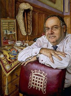 Michael R. Taylor — Lord Falconer as Lord Chancellor National Portrait Gallery, Figure Painting, Painting, Renaissance Portraits, Art, Portrait Painting, Art Uk, Portrait Art, Portraiture Painting