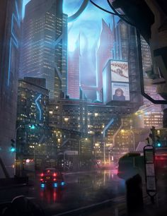 Tokyo in near future by iacocca on deviantART