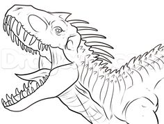 Home Decorating Style 2020 for Coloriage De Jurassic World, you can see Coloriage De Jurassic World and more pictures for Home Interior Designing 2020 14708 at SuperColoriage. Minecraft Coloring Pages, Dinosaur Coloring Pages, Mandala Coloring Pages, Jurassic World T-rex, Jurassic Park T Rex, Dinosaur Drawing, Dinosaur Art, Coloring For Kids, Coloring Books