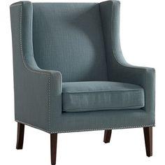 Madison Park Barton Wing Chair & Reviews | Wayfair 350