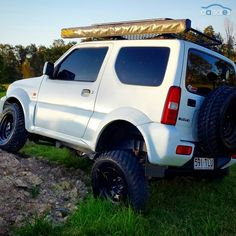 1000 images about jimny on pinterest suzuki jimny 4x4. Black Bedroom Furniture Sets. Home Design Ideas