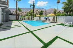 Laverne 2 is a private residence designed byH3K Design.  It is located inPalm Springs,California,USA.