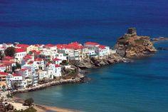 Andros Isl, Greece