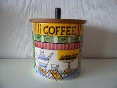 MID-CENTURY JIE GANTOFTA  COFFEE POT ANITA NYLUND SWEDEN RETRO