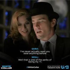 I so love Neal and Sara!