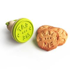 Eat Me Cookie Stamp -   Give your homemade cookies their own voice