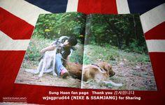 Sung Hoon Bang (성훈, 成勋)   #SungHoon #성훈 @bbangsh83  on 애니멀매거진 Animal Magazine VOL.30 11월 November 2014  Credit: as tagged Thanks to 감사합니다 wjsgprud44 for sharing.  https://www.facebook.com/SungHoonBang.FanPage