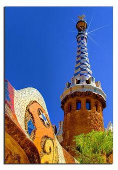 Park Güell Barcelona | Flickr - Photo Sharing!