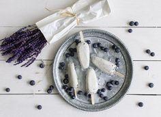 Polos de yogur y arándanos para #Mycook http://www.mycook.es/cocina/receta/polos-de-yogur-y-arandanos