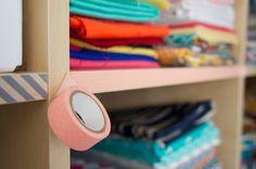 DIY: Easy IKEA Expedit Washi Hack | Sew What Sherlock