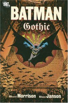 Batman: Gothic by Grant Morrison,http://www.amazon.com/dp/1401215491/ref=cm_sw_r_pi_dp_5SuMsb1R4W4738NV