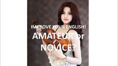 Go to: http://goodenglish.online and signup for my FREE ONLINE COURSE!