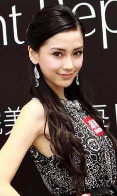 Angelababy Beautiful Asian Women, Beautiful People, Angelababy, Asian Celebrities, Cute Beauty, Chinese Actress, Cute Asian Girls, Cute Faces, Asian Woman