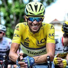 Alberto Contador Stage 4 Criterium du Dauphine 2016