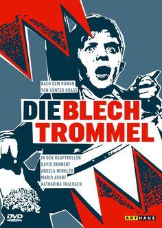 El tambor de hojalata [Die Blechtrommel]. Alemania, 1979. Dir.: Volker Schlöndorff. Int.: David Bennent, Mario Adorf, Angela Winkler, Daniel Olbrychski, Charles Aznavour.