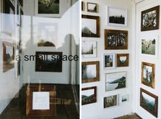 Brooke Holm Photographer » The Woods – A Little Exhibition