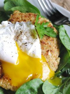 You can't beat these easy quinoa cakes!