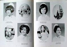 big haired nurses