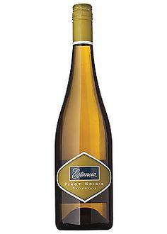 Wine Under $15 - Estancia Pinot Grigio from Central California (totalwine.com)