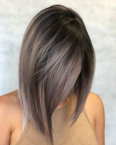 Pilzbraune Haarfarbe Ideen und Aussehen Mushroom hair color Ideas and appearance colour Ash Brown Hair Color, Brown Blonde Hair, Brunette Hair, Medium Ash Brown Hair, Brown Lob, Black Hair, Color For Short Hair, Ash Brown Ombre, Hair Color For Morena
