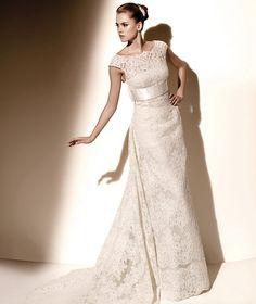 vestido de noiva vintage retro valentino sposa