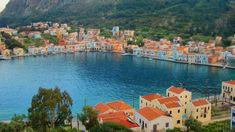 Kastelorizo Greek island