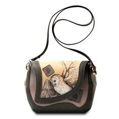 Сумка Ante Kovac Brand Collection, Alice In Wonderland, Saddle Bags, Leather Bag, Carving, Shoulder Bag, Handbags, Fairy Art, Style
