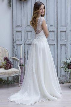 Robe de mariée 2014 - Marie Laporte Modèle Theodora