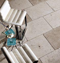 SAINT RAPHAEL CLAIR French Limestone | Stone Flooring | Francois & Co.