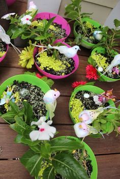 garden party crafts - Google Search
