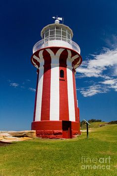 Hornby LIGHTHOUSE @ Australia _____________________________ Reposted by Dr. Veronica Lee, DNP (Depew/Buffalo, NY, US)