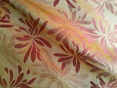 SANJAR Silk Furnishing Fabrics