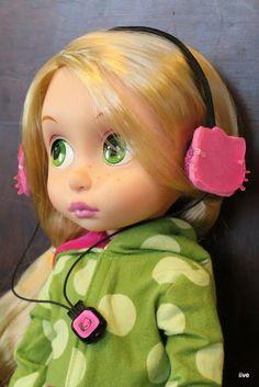 Disney Animators Doll
