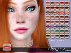tatygagg's [Ts4]Taty_Lips_152