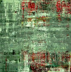 Gerhard Richter (b. 1932 Dresden, Germany) Lives and works in Cologne, Germany  Cage (one of 6), 2006 Oil on canvas