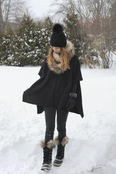 Oh So Glam: Snowed In