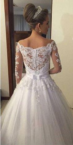US$126.30-Elegant Long Sleeve A-line Lace Wedding Dress with Sleeves. https://www.newadoringdress.com/elegant-long-sleeve-pleated-a-line-lace-gown-with-lace-back-and-bow-belt-pBU_708754.html. Free Custom-made & Free Shipping at best wedding dresses, Lace wedding dress, modest wedding dress, strapless wedding dress, backless wedding dress, wedding dress with sleeves, mermaid wedding dress, plus size wedding dress. We have great 2016 fall Wedding Dresses on sale at #NewAdoringDress.com today!