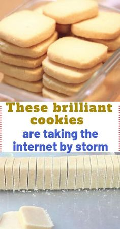 These brilliant cookies are taking the internet by storm: 3 ingredients and ready in no time