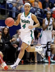 Notre Dame Women's Basketball. Skylar Diggins.